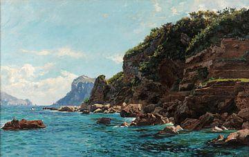 Höhle João Baptista Da Costa-Blue.