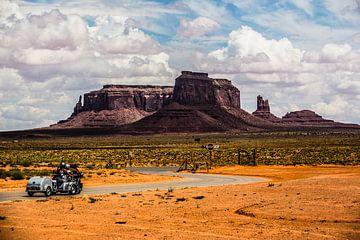 Monument Valley sur Eric van Nieuwland