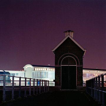 Rotterdam de nuit sur Raoul Suermondt