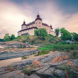 Schloss Läckö (Schweden) von Bart Sallé