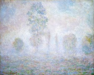 Ochtend Nevel, Claude Monet