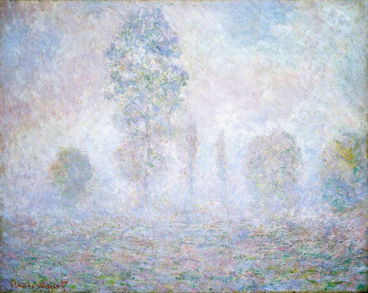 Ochtend Nevel, Claude Monet van Liszt Collection