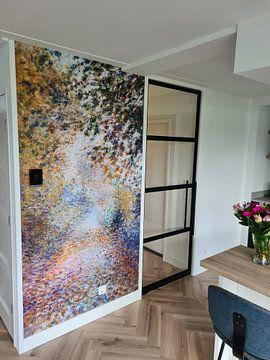 Kundenfoto: Im Wald – August Renoir