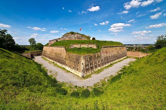 Fort Sint Pieter Maastricht van Anton de Zeeuw