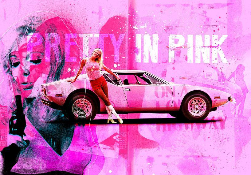 Pretty in Pink van Feike Kloostra