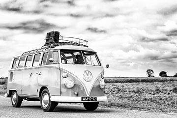 Volkswagen Transporter T1 Samba camper uit de jaren '50 klassieke camper van Sjoerd van der Wal