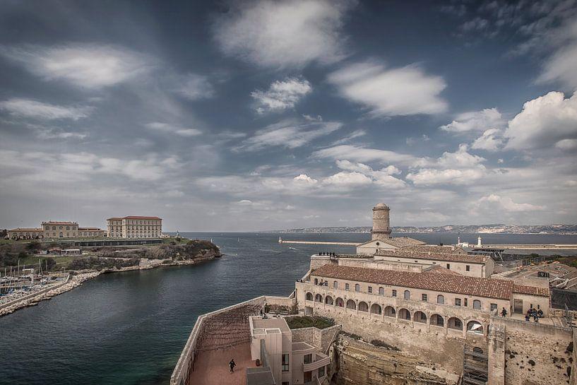 Marseille III van Michael Schulz-Dostal