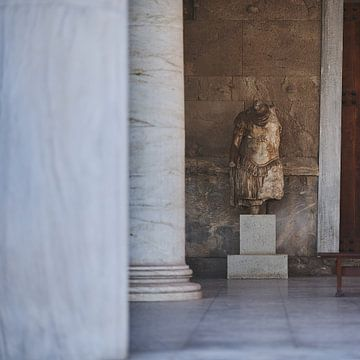 Atheense historie 1 van Bart Rondeel