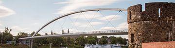 Hoge brug Maastricht van Leroy Dassen