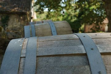 Wijnvaten van Jaap Burggraaf