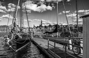 Im Flensburger Hafen von Jens Sessler