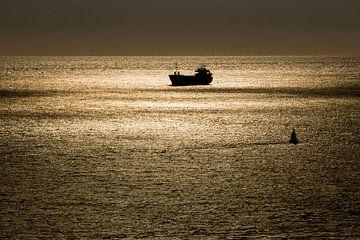 Goud in de Noordzee van Mario Lere