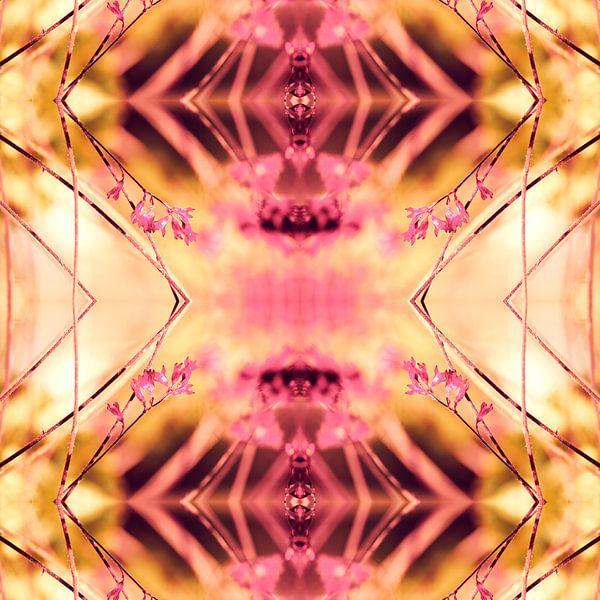 PINK SPANGLES no9-R2 van Pia Schneider