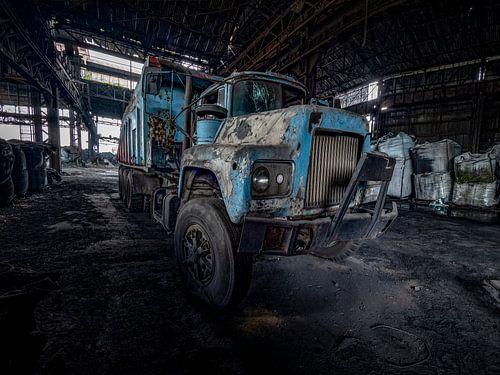 Old Truck van