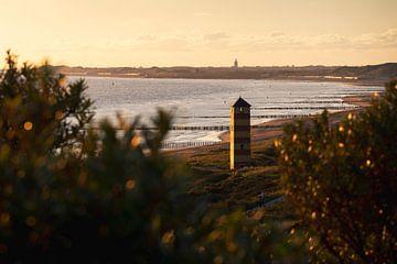 Küstenlinie Dishoek und Walcheren von Thom Brouwer