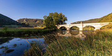 Natuurpark van de Boven-Donau bij Hausen im Tal van Werner Dieterich