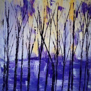 Bäume von Angel Estevez