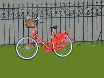2018 art 37 Leeuwarden fiets Eewal van jan kamps