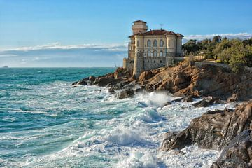 Tuscan Castle sur