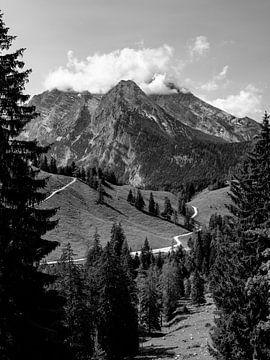 Berchtesgaden Watzmann van Patrick van Lion