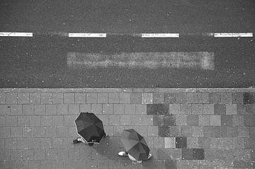 Der Bürgersteig von Sonja Pixels