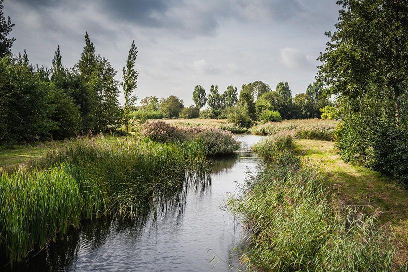Utrecht-Maximapark Landschap 1 van Jaap Mulder