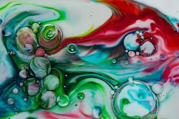Galaxy marbles von Karin Tebes