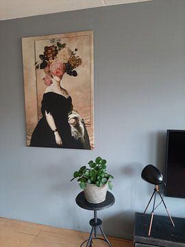 Klantfoto: Lady Eleanore van Marja van den Hurk