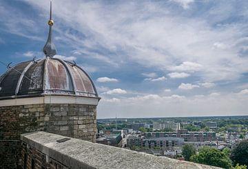 Uitzicht vanaf de Sint Gertrudiskerk von Kim de Been