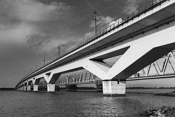 Moerdijk-Brücken von Jørgen Geers
