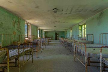 Verlassenes Krankenhaus von tim christiaens