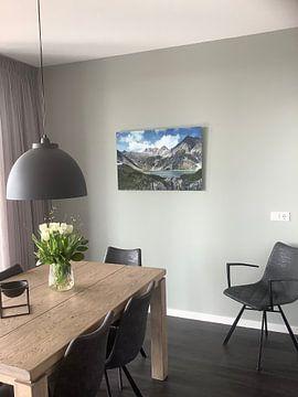 Kundenfoto: Lunersee in Österreich im Brandnertal Vorarlberg von Karin vd Waal