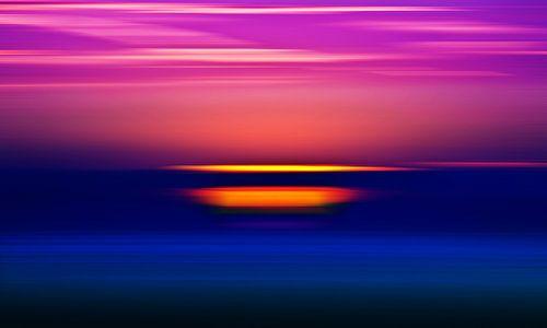 Sonnenuntergang 1 sur Bianka Hesse