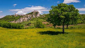 San Leo - Emilia-Romagna van Teun Ruijters