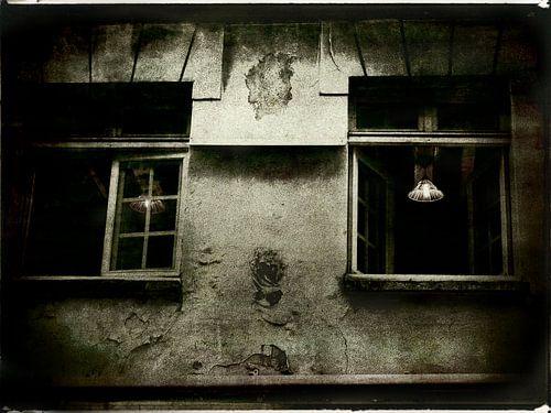 Fenêtre sur cour van