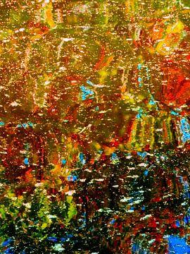 Urban Painting 146 van MoArt (Maurice Heuts)