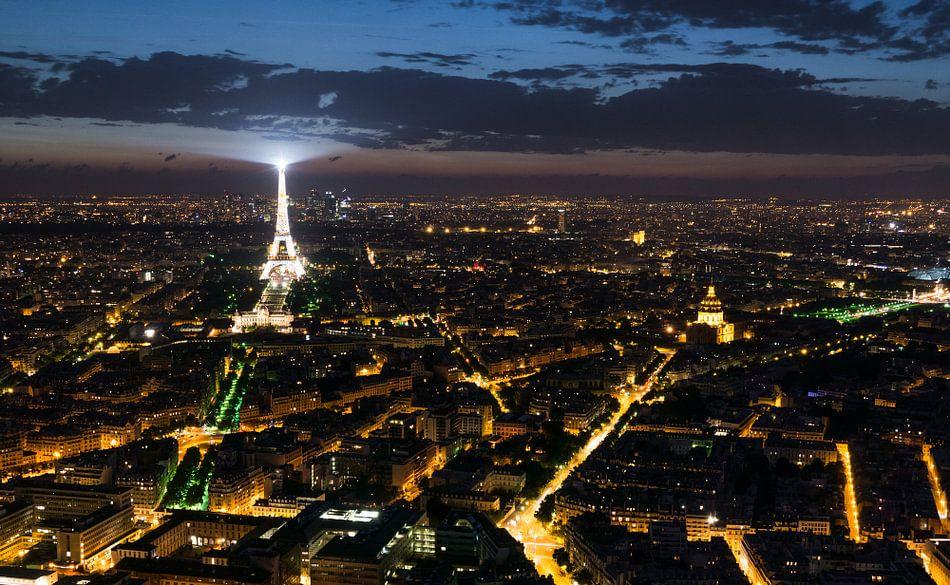 Montparnasse view - Parijs