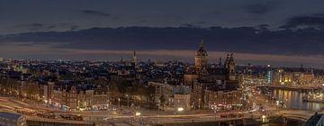 Amsterdam Panorama van Mario Calma