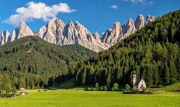 Villnösstal Südtirol von Achim Thomae