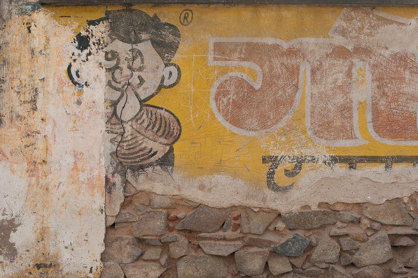 Indian Werbung von Wouter Moné