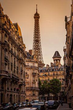 Eiffelturm von Claudia van Vulpen Lenssen