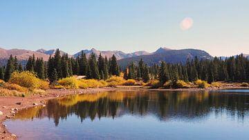 Bergmeer - Colorado  van Tonny Swinkels