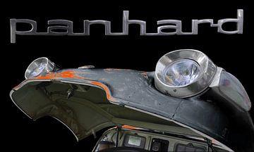 Panhard PL 17b Bonnet van aRi F. Huber