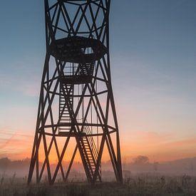 De uitkijktoren van Lucas Lenglet sur Gerry van Roosmalen
