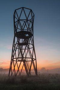 De uitkijktoren van Lucas Lenglet van