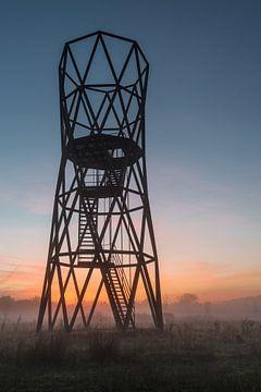 De uitkijktoren van Lucas Lenglet van Gerry van Roosmalen