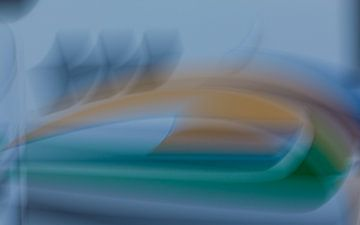 Gekleurde vormen ICM van Henk Jubbinga