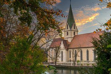 Klosterkirche Blaubeueren von Michael Nägele