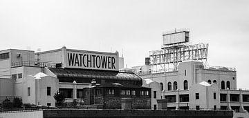 Wachturm, New York von Nynke Altenburg