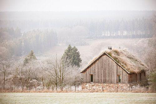 boshuisje van